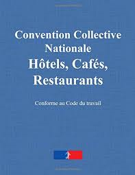 convention collective hcf hotels cafes restaurants